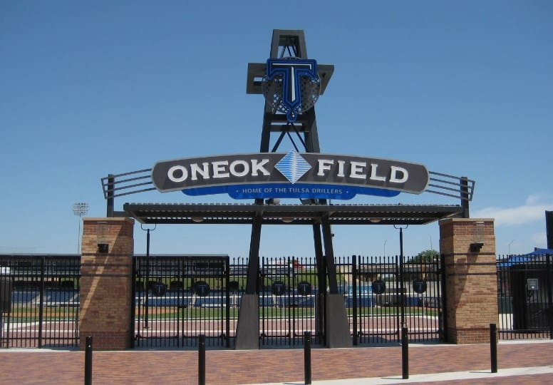 THE ONEOK FIELD